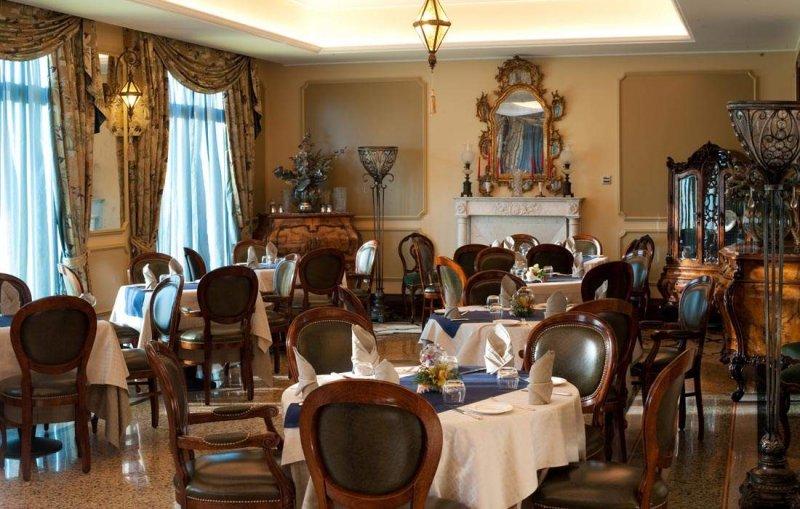 GRAND HOTEL SAVOIA GENOVA RISTORANTE SALGARI