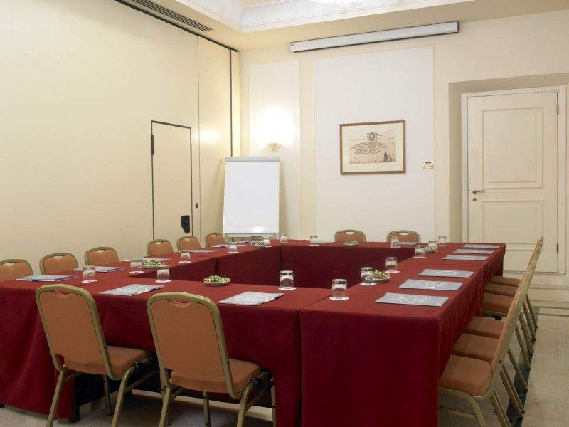 GRAND HOTEL ADRIATICO sala Roma