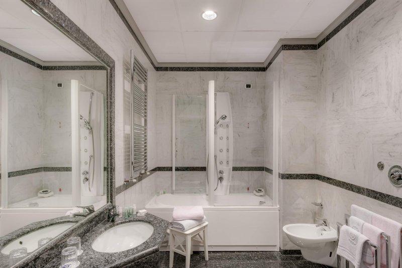 GRAND HOTEL ADRIATICO Bagno