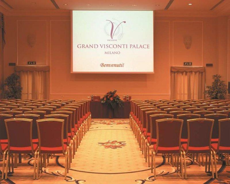 GRAND VISCONTI PALACE Sala meeting Porta Romana