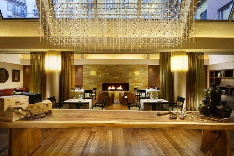 Foyer Area Traduzione : Enterprise hotel milano