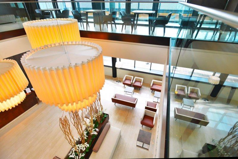 HILTON GARDEN INN MILAN NORTH The Lobby