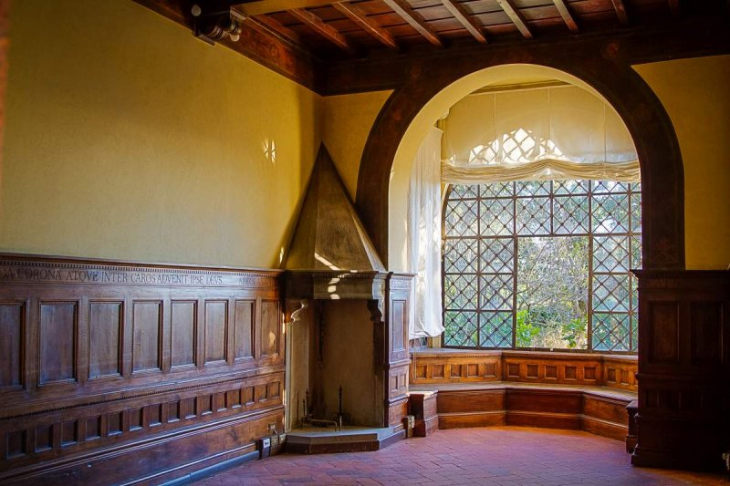 VILLA LA TORROSSA Sala Antica