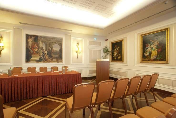 Foyer Area Traduzione : Meeting e congressi a napoli eventi aziendali