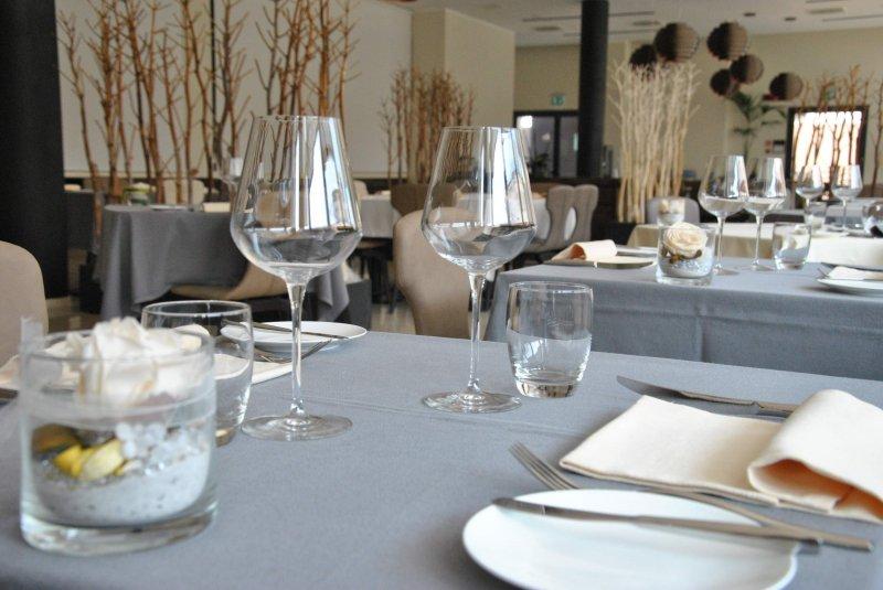 HILTON GARDEN INN MILAN NORTH ristorante