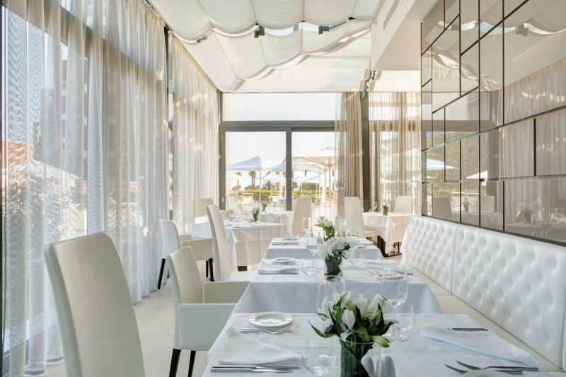 ALMAR JESOLO RESORT & SPA Mediterra Restaurant i sapori della terra incontrano la terra tra tradizione ed innovazione
