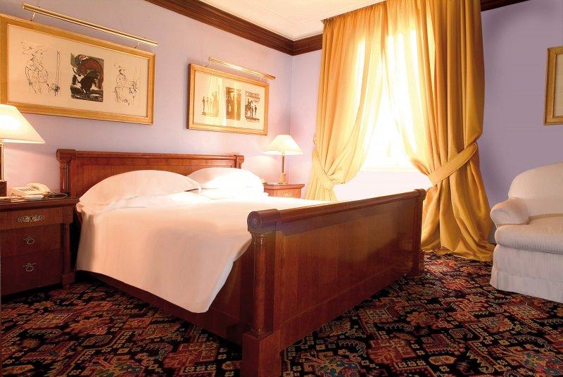 HOTEL ALBANI FIRENZE camera deluxe