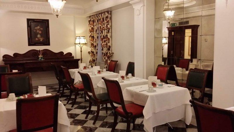 HOTEL ALBANI FIRENZE ristorante Bernini