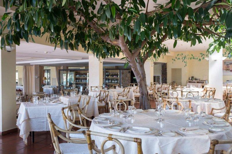 HOTEL HERMITAGE ISOLA D'ELBA quattro i ristoranti presenti nella struttura