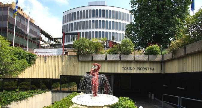 TORINO INCONTRA CENTRO CONGRESSI
