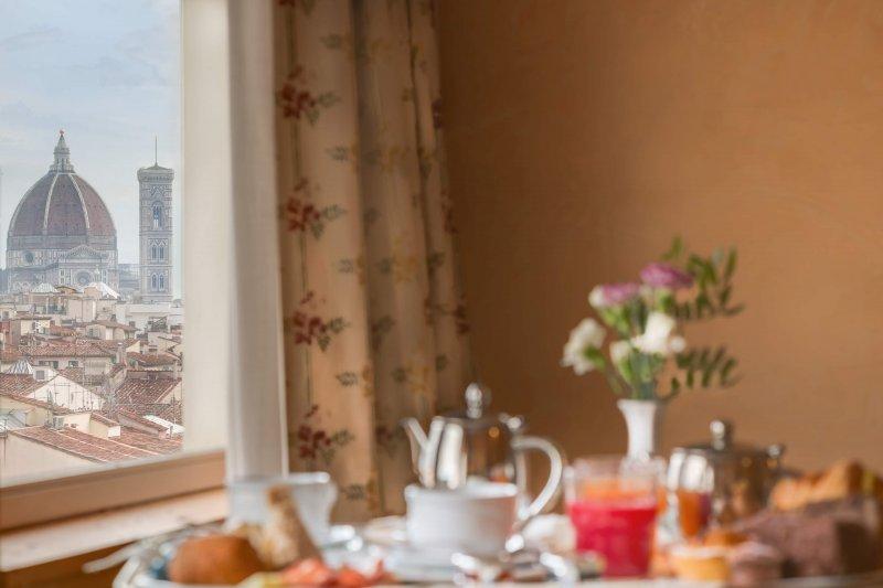 GRAND HOTEL ADRIATICO Camera con vista