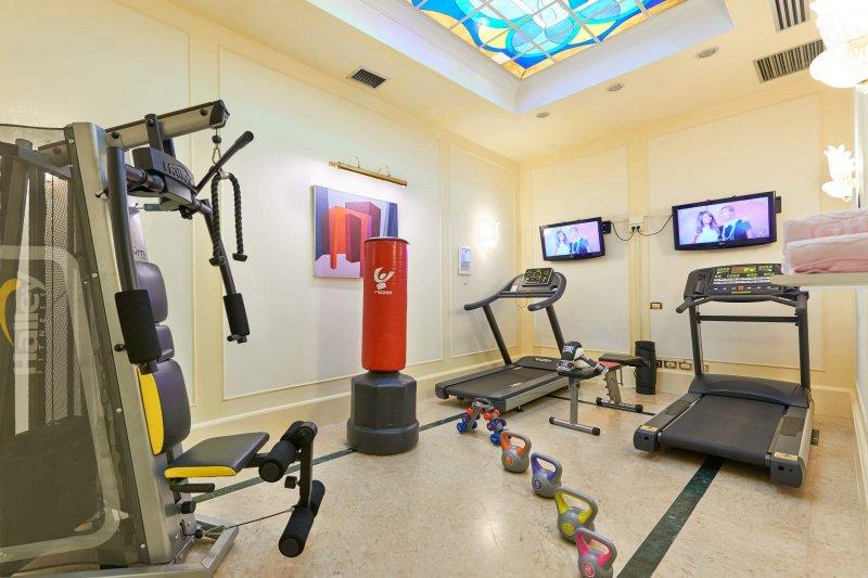 GRAND HOTEL ADRIATICO Fitness