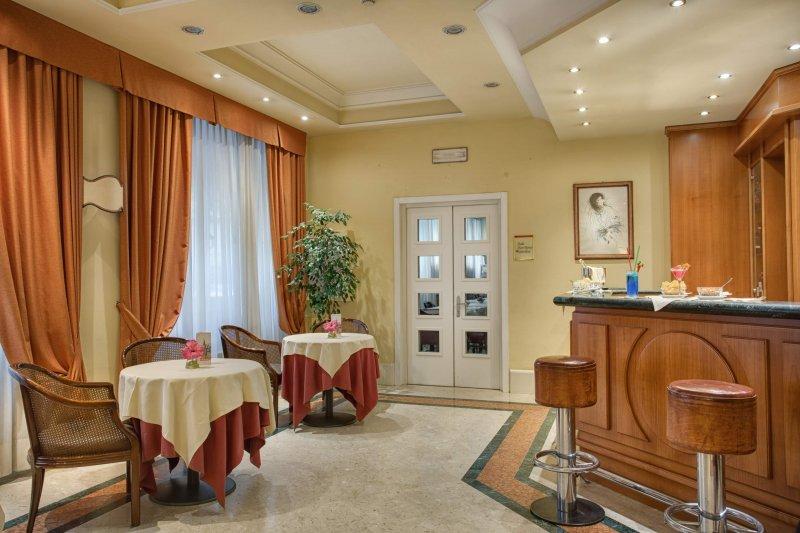 GRAND HOTEL ADRIATICO Bar Amerigio Vespucci