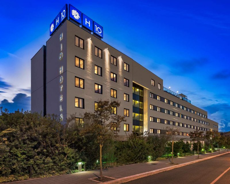 H010 ROMA HOTEL