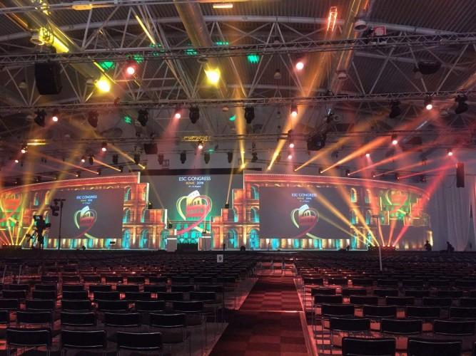 Congresso ESC Roma, la capitale nell'arena degli eventi internazionali