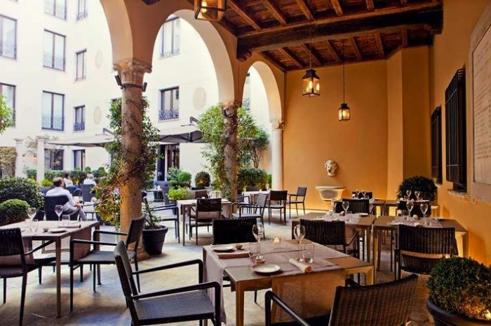 Mandarin Oriental Milan presenta il nuovo concept del Mandarin Bar & Bistrot