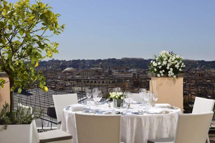 Rocco Forte Hotels annuncia l'apertura nel 2018 del secondo hotel a Roma