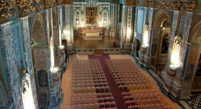 Convention Bureau Napoli amplia l'offerta congressuale cittadina grazie all'accordo siglato con il Museo Diocesano di Napoli.