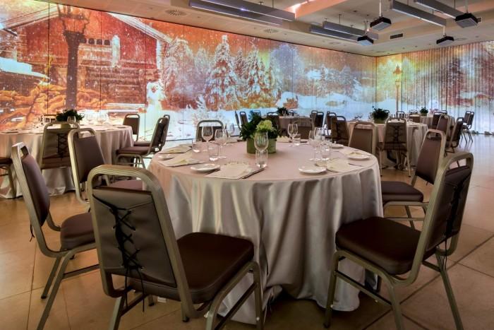 Le proposte di Enterprise Hotel e Château Monfort per l'evento di Natale