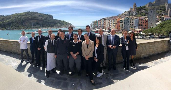 Il Grand Hotel Portovenere conquista la quinta stella