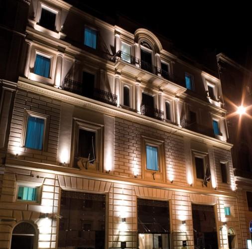 Planetaria Hotels acquisisce il Leon's Palace il boutique hotel nel cuore di Roma.