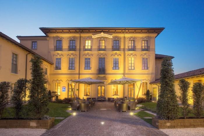 PERNOTTiAmo  IN VILLA la proposta del boutique hotel Best Western Villa Appiani
