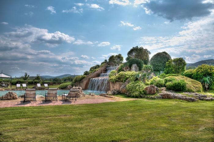 La Bagnaia Golf & SPA Resort il meglio della Toscana per gli eventi automotive