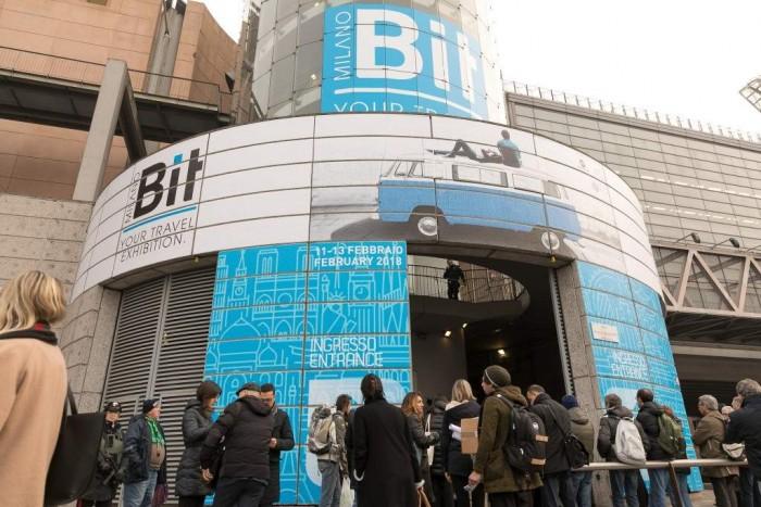 Il turismo protagonista a Milano a BIT 2019