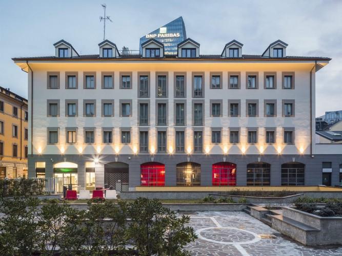 Fifty House SoHo il nuovo hotel di design di Milano