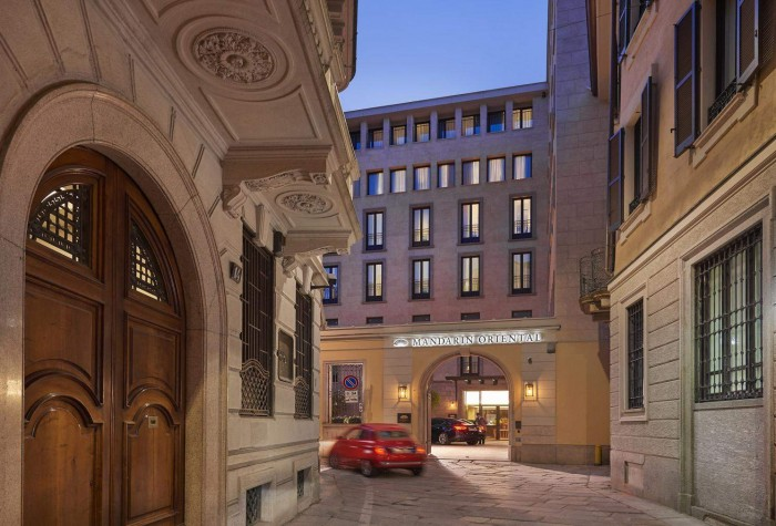 Mandarin Oriental, Milan presenta Milano Meeting Package