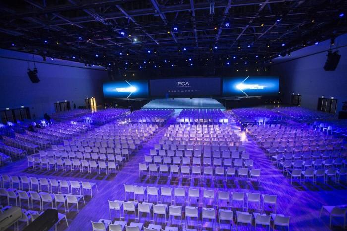 Rossoevolution firma la prima grande convention multibrand EMEA della nuova era FCA