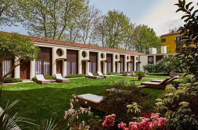 Hotel Indigo Venice - Sant'Elena riapre in una nuova veste